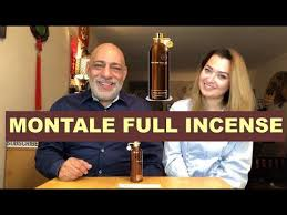 <b>Montale Full Incense</b> Fragrance Review with Olya + GIVEAWAY ...