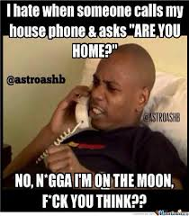When Someone Calls Your Home Phone by simon.cerezo.752 - Meme Center via Relatably.com