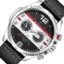 CURREN Man Fashion <b>Casual</b> Watch <b>Men Sports Watches</b> 3Bar ...