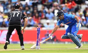 Full Scorecard of <b>New</b> Zealand vs India 1st Semi-final <b>2019</b> - Score ...