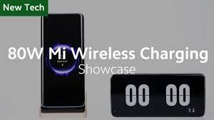 80W <b>Mi Wireless</b> Charging Technology - YouTube