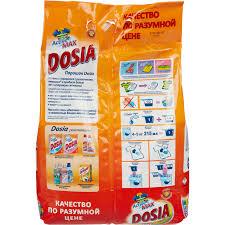 <b>Порошок стиральный DOSIA</b> автомат <b>COLOR</b> 5.5 кг