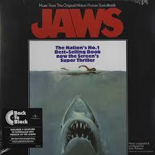 Виниловая пластинка <b>САУНДТРЕК</b> - <b>JAWS</b> (<b>180</b> GR)