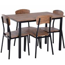 Union Rustic Castellanos <b>Modern 5 Piece</b> Counter Height <b>Dining</b> ...