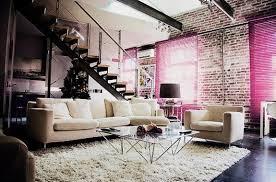 living room woman