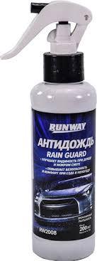 <b>Антидождь Runway</b> Rain Guard RW2008 <b>200</b> мл | Купить в DOK.ua