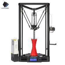 ANYCUBIC Kossel 3D Printer Impresora 3D <b>Auto</b> level Platform ...