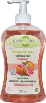 """<b>Средство для</b> мытья посуды <b>Molecola</b> """"Ruby Orange ..."""