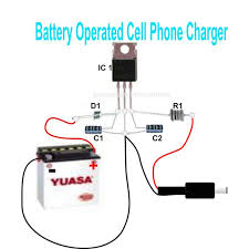 simple dc cellphone charger circuit electronic circuit projects electronic circuit projects