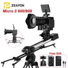 <b>ZEAPON Micro 2</b> моторизированный ручной <b>слайдер</b> E600 E800 ...