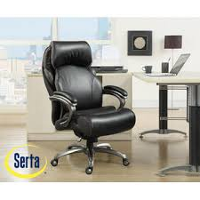 serta at home big tall smart layers premium elite executive chair with air in bliss bliss office chair black