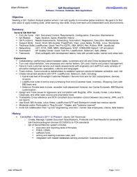 database testing resume manual testing manual testing sample web testing resume resume example java developer best java manual testing sample resumes manual testing manual