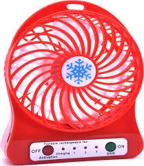 <b>Портативный вентилятор</b> Fashion Mini <b>Fan</b>, красный — купить в ...