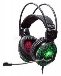 Купить Наушники с микрофоном <b>Oklick HS</b>-<b>L500G TOXIC</b> черный ...