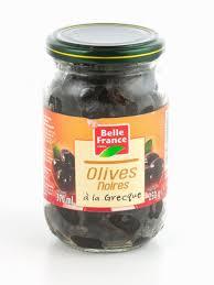 <b>Оливки</b> черные натуральные 250Г СБ <b>BELLE FRANCE</b> ...