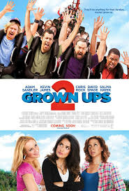 Grown Ups 2 (Niños grandes 2) (2013) [DVD-Rip]