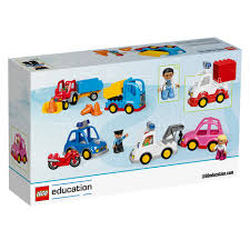 Общественный и <b>муниципальный</b> транспорт <b>Lego Duplo</b> 45006 ...