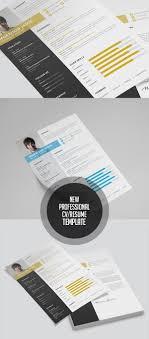 professional resume cv template resume design professional resume cv template