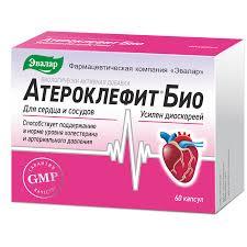 <b>Атероклефит Био капс</b> №<b>60</b> - цена 546.00 руб., купить в ...