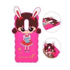 Xiomi Redmi 8 (Grip Case) <b>Cute 3D Doll</b> Rubber Back Covers ...