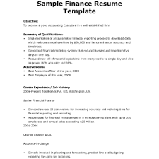 resume  finance resume format  corezume coresume  format for a good resume finance resume template free resume format templates finance resume