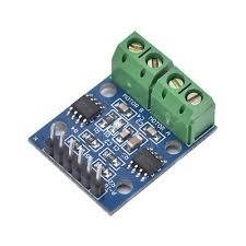 <b>L9110S H</b>-<b>bridge</b> Stepper <b>Dual</b> DC <b>Motor Driver</b> Controller Board ...