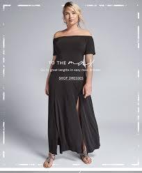 Women's <b>Plus Size Fashion</b> | VENUS