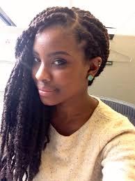 Natural Twist Hairstyles Jumbo Short Kinky Twist Hairstyles Large Size Senegalese Twist