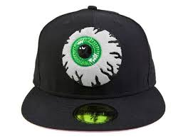 <b>MISHKA</b> x NEW ERA「<b>Keep Watch</b> Black Green」59Fifty Fitted ...