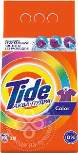 Купить <b>Стиральный порошок Tide</b> Color Автомат 3кг с доставкой ...