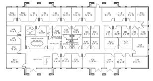 executive office suite floor plan business office floor