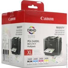 <b>Canon PGI</b>-<b>2400 XL Multipack</b> (9257B004) набор <b>картриджей</b> для ...