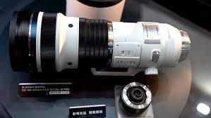 <b>Olympus</b> показал <b>объектив M</b>.<b>Zuiko Digital ED</b> 150-400mm F4.5 ...
