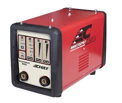 M30 <b>SPOT WELDER</b> INSTRUCTION MANUAL 230V 1PH.