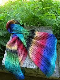 <b>The Ericka</b> Scarf pattern by Gina House | Scarf pattern, Book socks ...