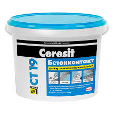 <b>Грунтовка</b> для бетона <b>Ceresit CT</b> 19, 5 кг купить по цене 493 руб ...
