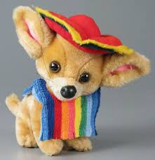 <b>Stuffed animal</b>:Mexican <b>Dog</b> - Goffa Int'l Corp — Google Arts & Culture