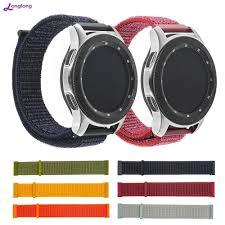 longtong Huami GTR/Samsung Galaxy Watch Active <b>Nylon</b> ...