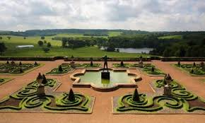 Small Picture Capability Brown gardens at Harewood Landscape Design