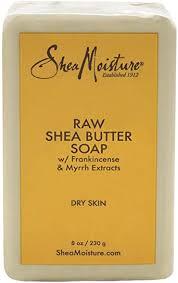 Shea Moisture Raw <b>Shea Butter Bar Soap</b>- 235 ml: Amazon.co.uk ...