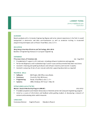 computer engineer sample resume example of cover letter for quality engineer arig dynip se example of cover letter for