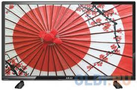 """<b>Телевизор Akai</b> LEA-22K39P <b>LED</b> 22"""" — купить по лучшей цене в ..."""
