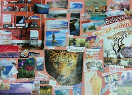 vision boards finding your career direction and bringing it all vision board