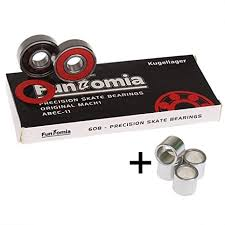 FunTomia 8, 16 or 32 pieces Mach1 2RS 608 precision Bearings ...