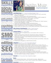 resume designs miller media solutions resume design