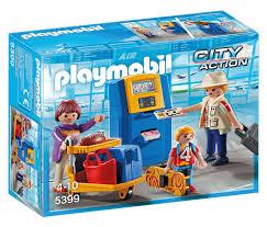 <b>Конструктор Playmobil</b> Городской Аэропорт: <b>Семья</b> на регистрации