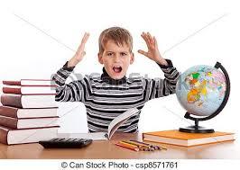 Znalezione obrazy dla zapytania uczeń