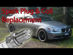 BMW E60 N52 Spark <b>Plug</b> and Coil Replacement (Save $1000 ...