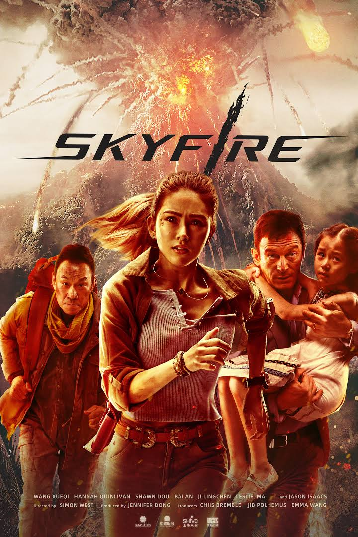 Download Skyfire (2019) BluRay Hindi Dubbed 480p | 720p