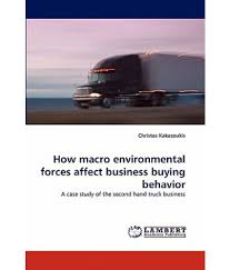 how macro environmental forces affect business buying behavior how macro environmental forces affect business buying behavior